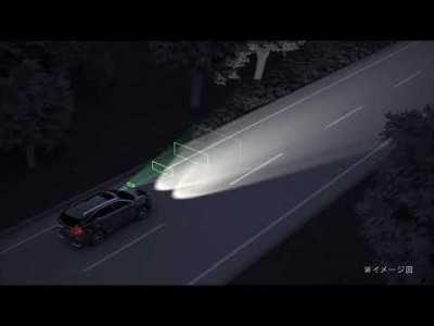 BladeScan ®Adaptive High-beam Systemブレードスキャン®アダプティブハイビームシステム[AHS]