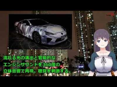 日本デビュー レクサスの新型車 最新情報を大公開!新型 LF-30 Electrified・LFA・LC!|ニュースメディア