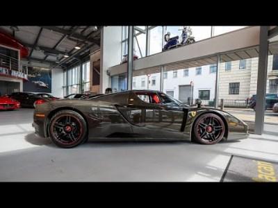 【エンツォ・フェラーリ3台】世界トップレベルのスーパーカーディーラーとは?