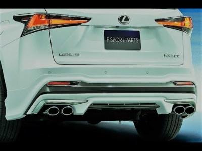 レクサス 新型 NX マイナーチェンジ 用 モデリスタカスタムアイテム