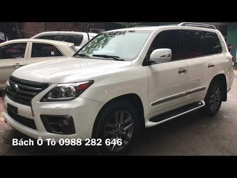 💥 LEXUS LX570 SUV FULL SIZE HẠNG SANG 🚘 ✨ 📞 0988 282 646