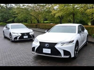 1000万円超のレクサス新型LSが販売絶好調!法人の割合はなんと約8割!【車と人生 24_7】