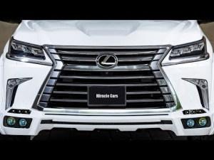 2021 レクサス 新型 LX600 フルモデルチェンジ情報 !V6ツインターボエンジン搭載