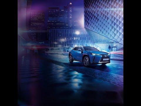 The new all electric Lexus UX 300e   Lexus Electrified