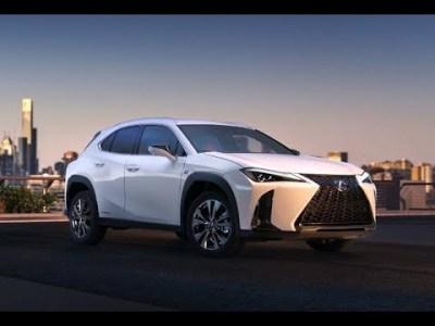 【レクサス新型UX最新情報】デザイン公開!UX200/UX250hの価格や発売日、ハイブリッド燃費、サイズは?
