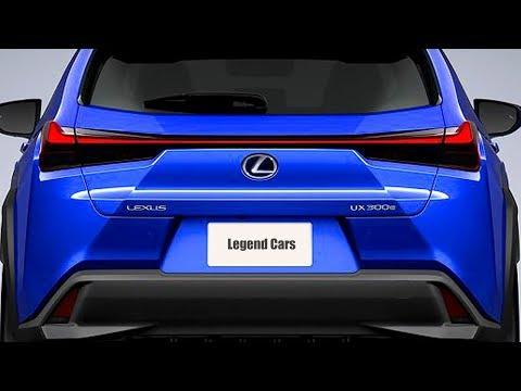 2020 期待レクサスの新車!レクサス UX300e・レクサス LCコンバーチブル