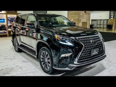 2020 Lexus GX 460 Luxury SUV – Interior Exterior Walkaround in 4K