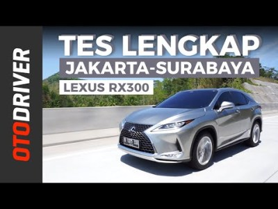 Lexus RX300 | Review Indonesia | OtoDriver