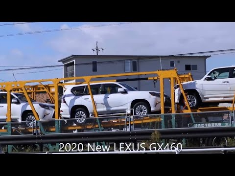 New LEXUS GX460 2020 新型 レクサスGX 積車② , LAND CRUISER200 , RAV4