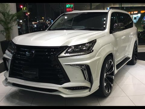 2020 Lexus LX 570 SUPER SUV VS. Lexus GX 460 Modern SUV – Exterior and Interior
