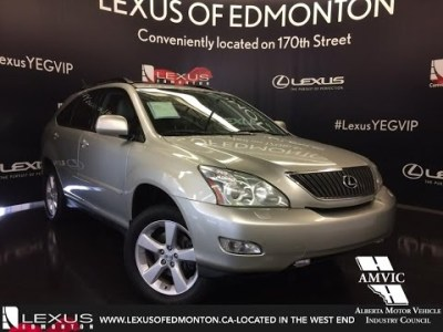 Used 2006 Silver Lexus RX 330 SUV Walkaround Review | Hinton Alberta