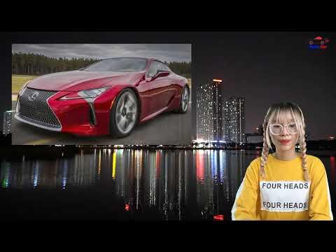 レクサス 新型 LC コンバーチブル、2020年春発売!電動ソフトトップオープン採用|ニュースメディア