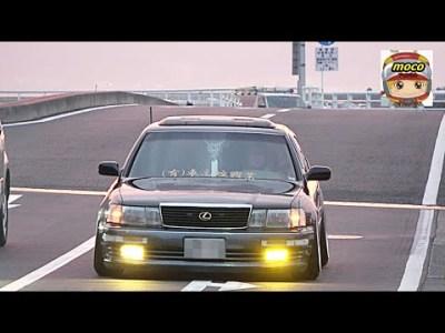🌈【搬入など】冬の島 2020  Fuyunoshima Car Meet