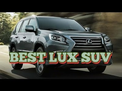 2017 Lexus GX460 Sport Design In Depth Luxury AWD SUV Review & Tutorial Best Lexus SUV
