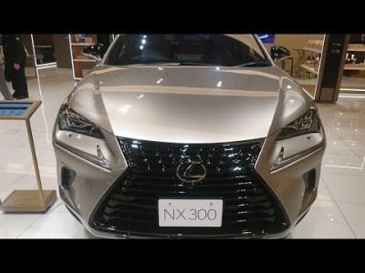 LEXUS NX300【LEXUS MEETS HIBIYA 】価格4.507.000円
