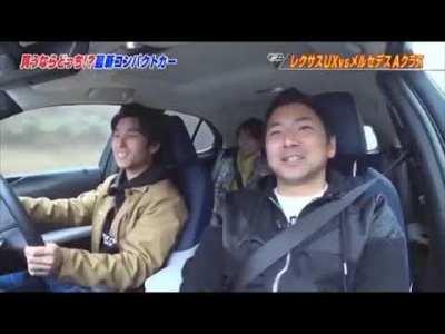 SUPER GT+【買うならどっち!?ベンツ新型AクラスVSレクサスUX】