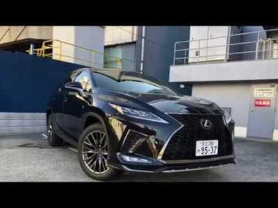 【レクサス】RX300 Fスポーツ【高級車専門レンタカー ネクスト・ワン】