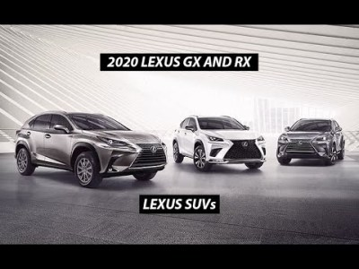 2020 LEXUS SUVs