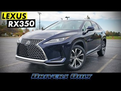 2020 Lexus RX 350 – Big Changes With This Refresh