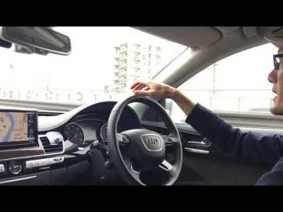 Audi A8(D4) 3.0 TFSI Quattro インプレッション LEXUS LS460との比較