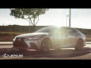 The 2021 Lexus LS: School Bus | Lexus