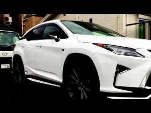 Lexus RX450hFスポーツ TRD仕様 試乗【ステータスの塊を纏え】