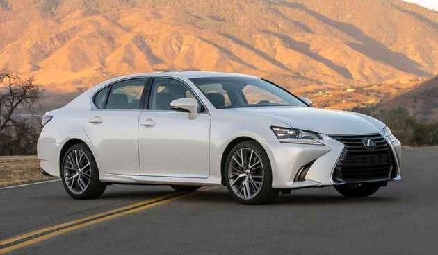 2022 Lexus GS