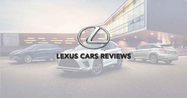 Lexus Cars Reviews