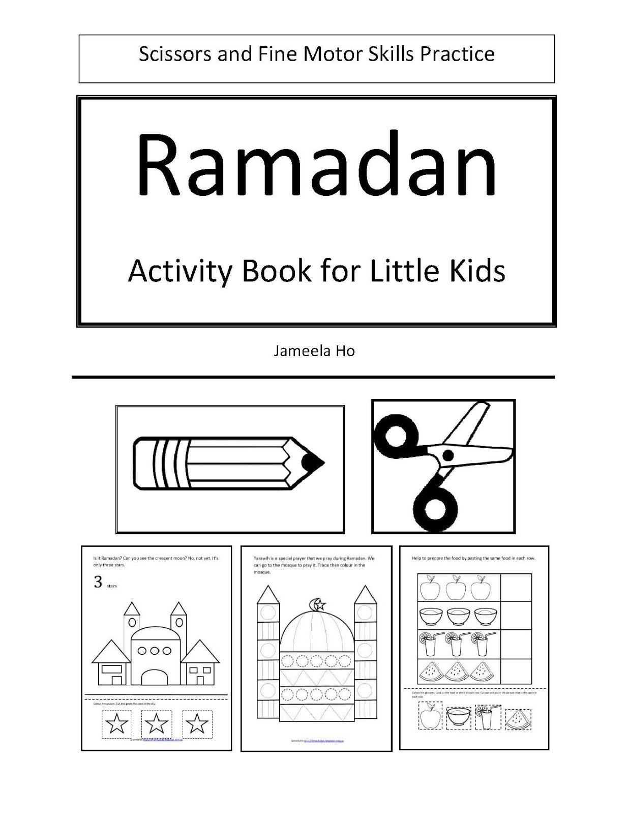 Ramadan Picture Dictionary 13 09 08