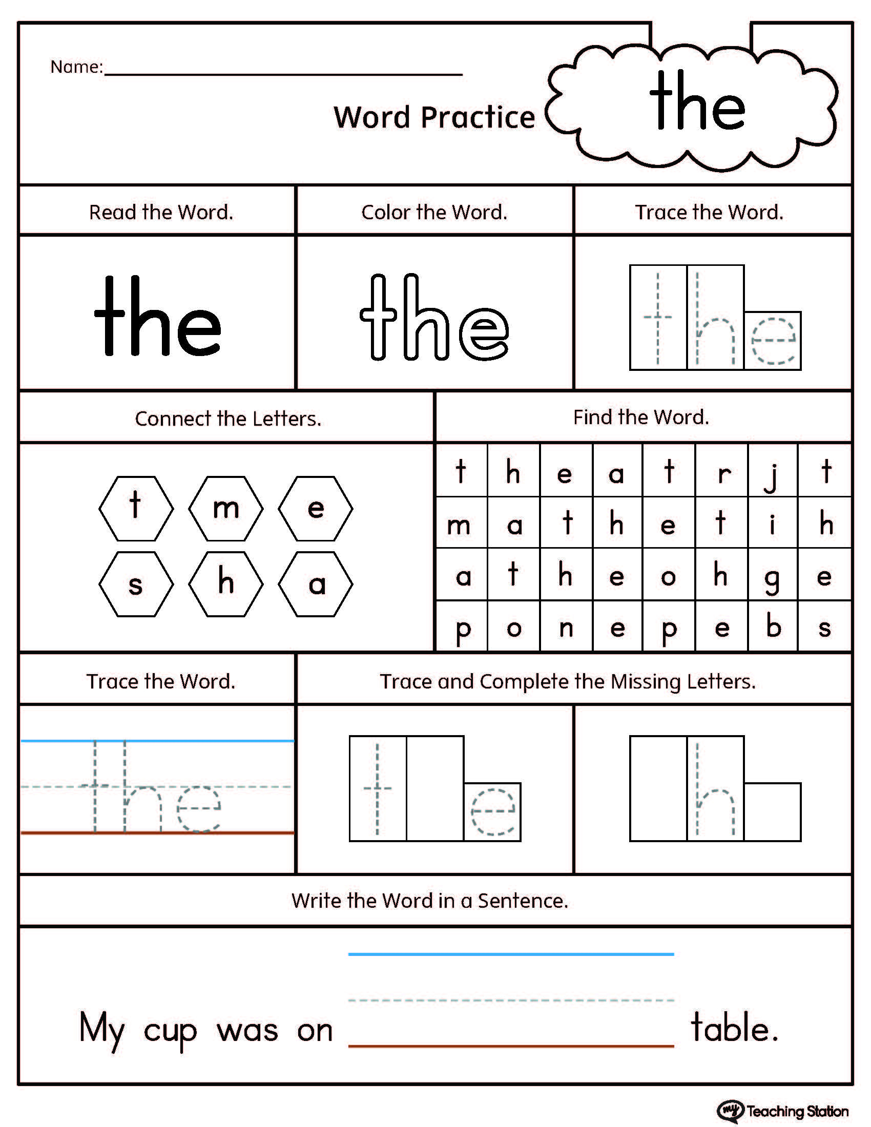 Coloring Pages Coloring Pages Sight Words Worksheets