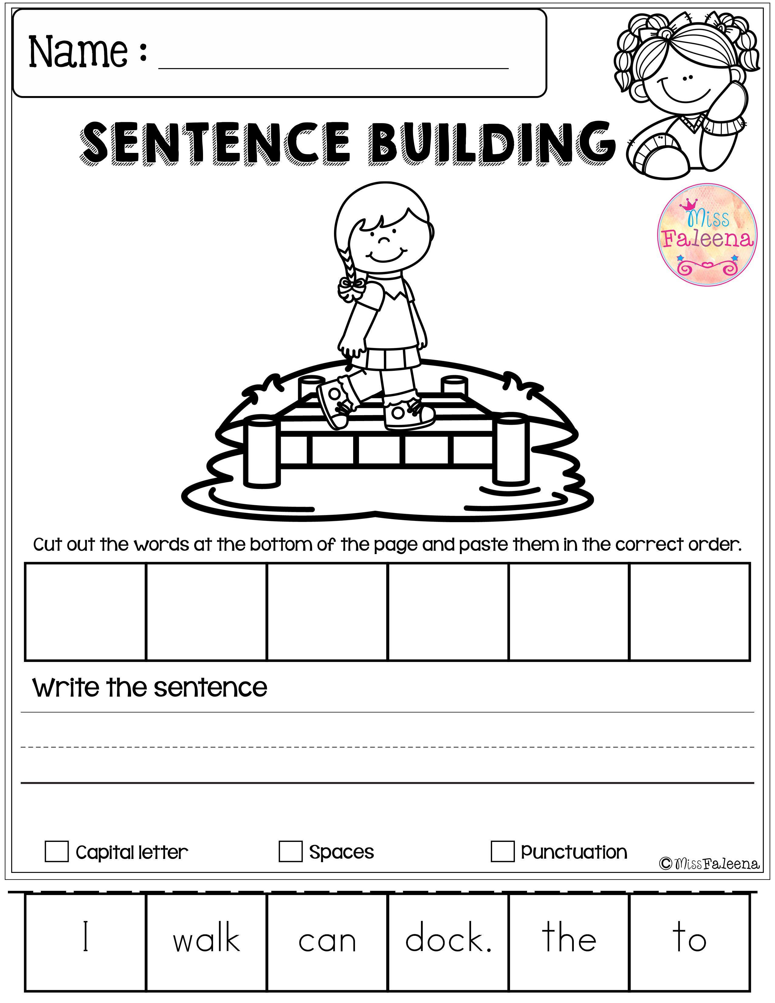Free Printable Ending Blends Worksheets