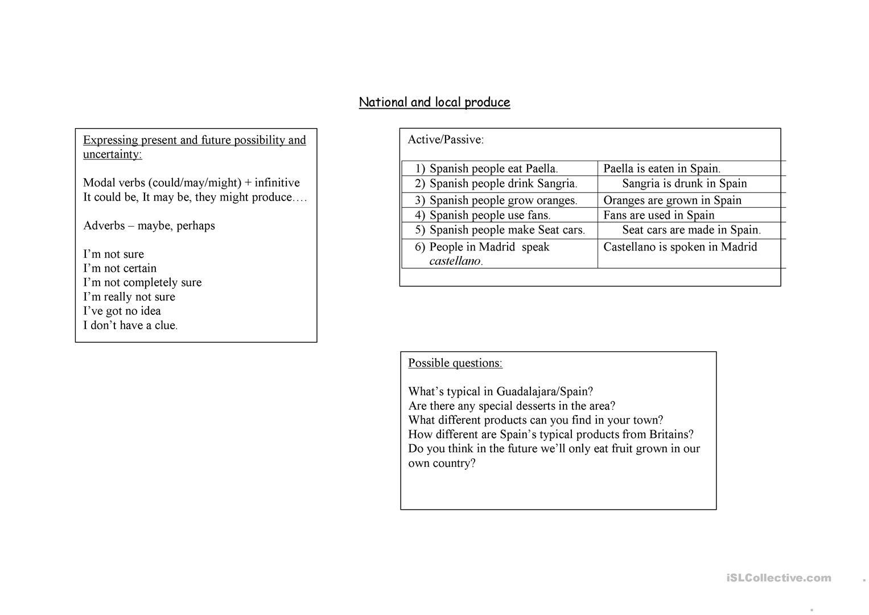 Context Clues Worksheet Writing Part 9 Intermediate
