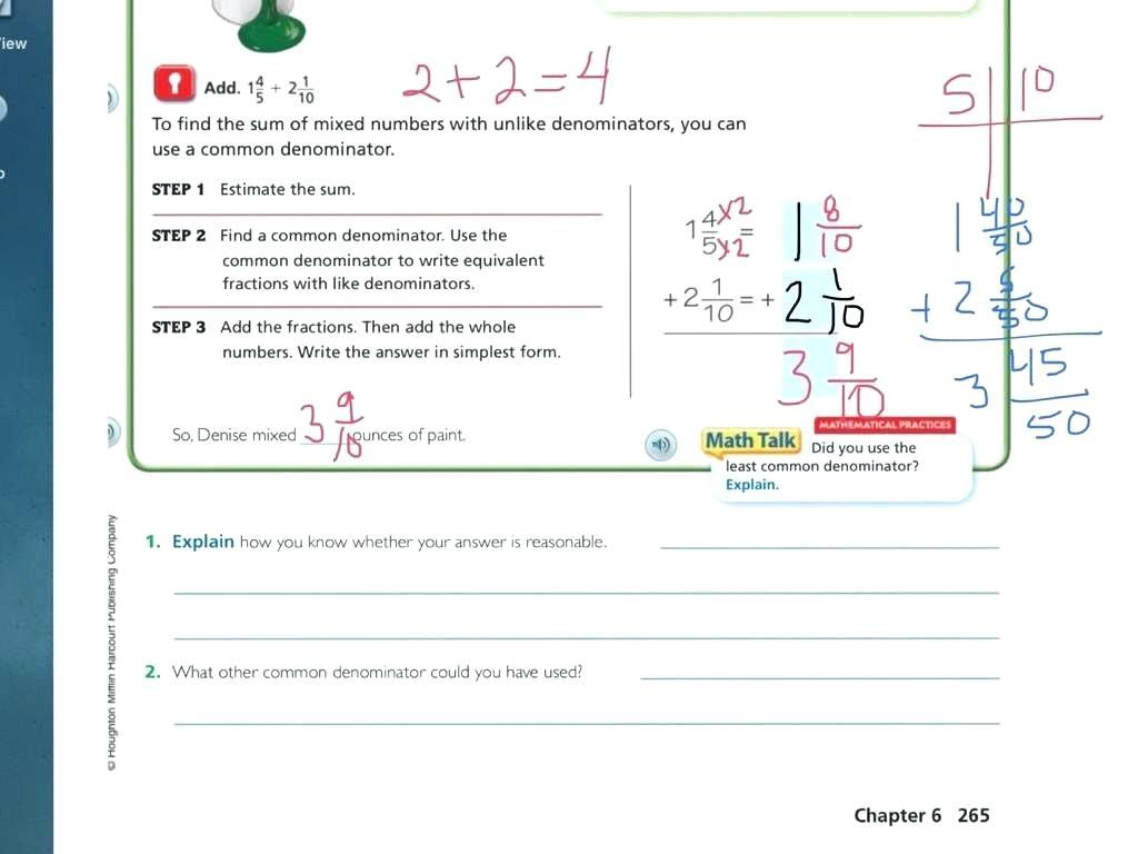 Math Worksheet Colornumbers For Kids Printable Third