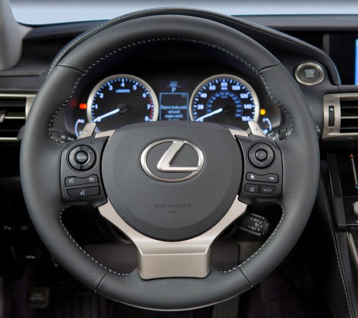 Lexus IS Steering Wheel