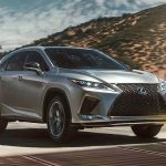 Introducing The Updated 2020 Lexus Rx Rx F Sport Lexus Enthusiast