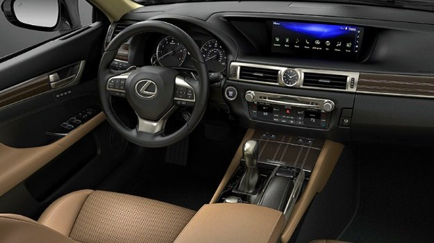 2020 Lexus GS Interior