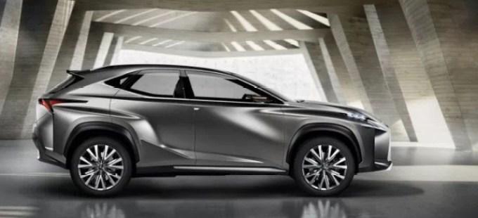 2020 Lexus NX Exterior