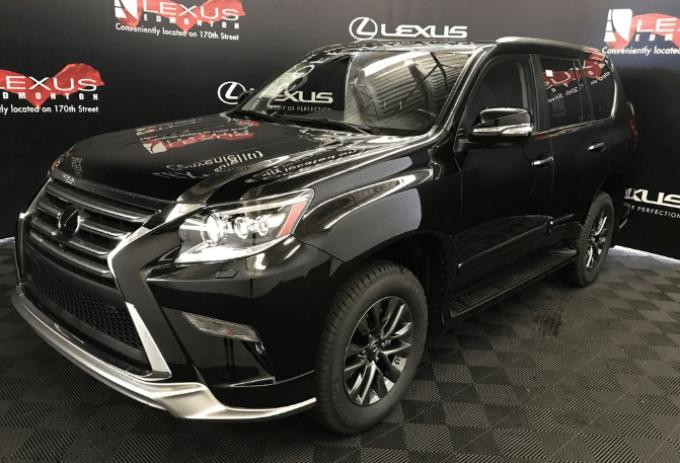 2021 Lexus GX Exterior