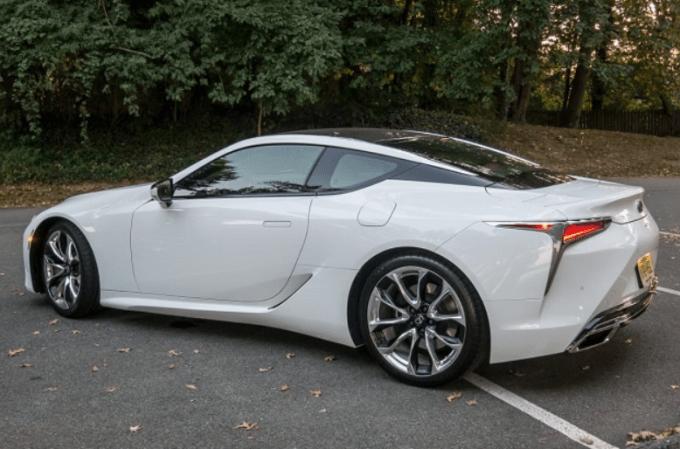 2019 Lexus LC Exterior