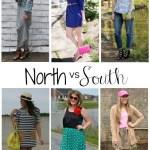 North vs. South: Favorite Spring Accessory