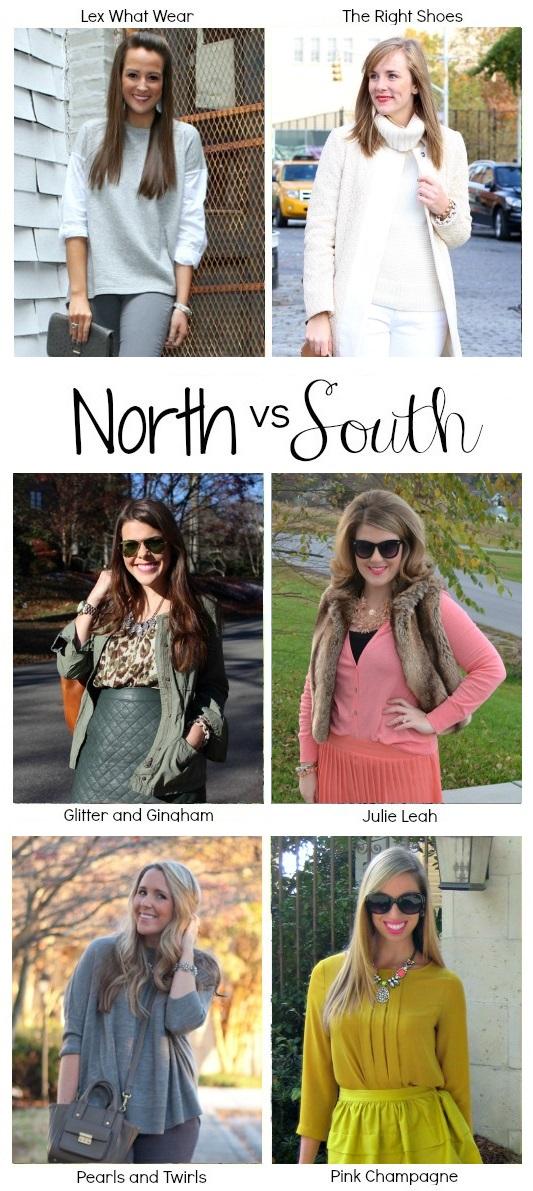 North V. South Monochromatic