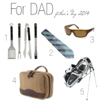 Friday 5: For Dad
