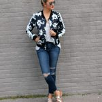 The Spring Bomber Jacket