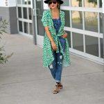 Kimono & Overalls