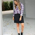 Falling For Plaid
