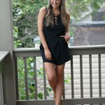 Favorite Black Romper