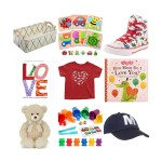 Toddler Valentine's Day Gift Basket