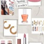 Spring Fever: Favorite Accessories!