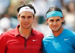 Fededal ou Narer, le morphing entre Federer et Nadal