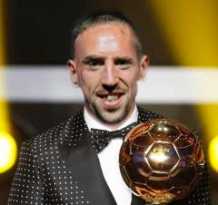 Ribéry Ballon d'Or